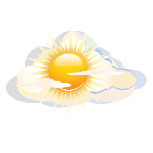Das Wetter in Worms am 24.4.2019: wolkig