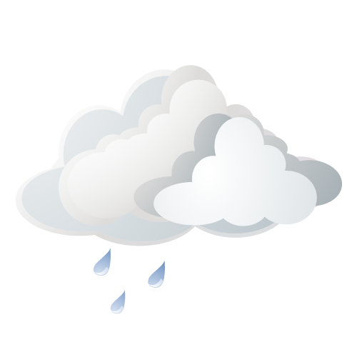 Wetter in London: leichter Regen